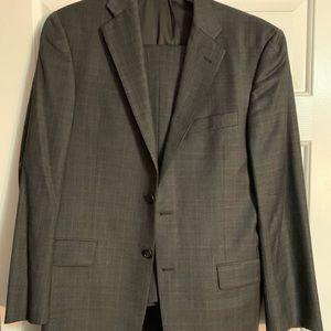 Men's Burberry suit